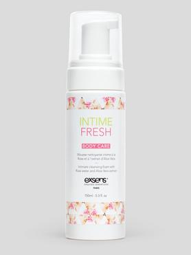 EXSENS Rose Water and Aloe Vera Intimate Cleansing Foam 150ml
