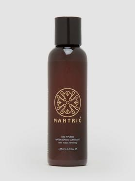 Mantric CBD Water-Based Lubricant with Indian Ginseng 125ml