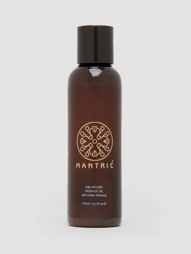 Mantric CBD Massage Oil with Indian Ginseng 125ml