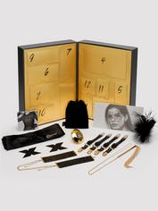 Bijoux Indiscrets 12 Sexy Days of Pleasure Kinky Gift Box, Black, hi-res