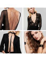 Bijoux Indiscrets 12 Sexy Days of Pleasure Kinky Gift Box, Black, hi-res