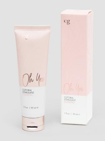 CG Oh Yes Cooling Stimulating Gel 1.0 fl oz