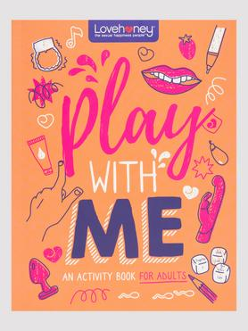 Lovehoney Play With Me: An Activity Book for Adults