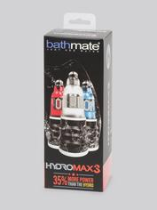 Bathmate HYDROMAX3 Penis Pump Clear 1-3 Inches, Clear, hi-res