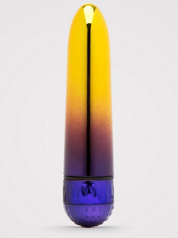 Lovehoney Shine On Sunset Ombre Mini Vibrator, Purple, hi-res