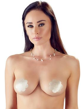 Cottelli Flower-Shaped Nipple Pasties