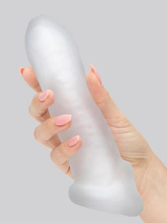 Perfect Fit Fat Boy Ultra Fat 7 Inch Penis Sleeve with Ball Loop