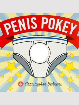 Penis Pokey Illustrated Book