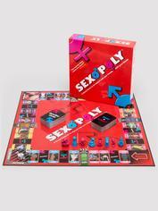 Sexopoly Board Game, , hi-res