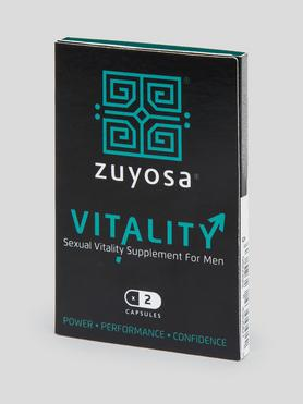 Zuyosa Vitality Supplement for Men (2 Capsules)