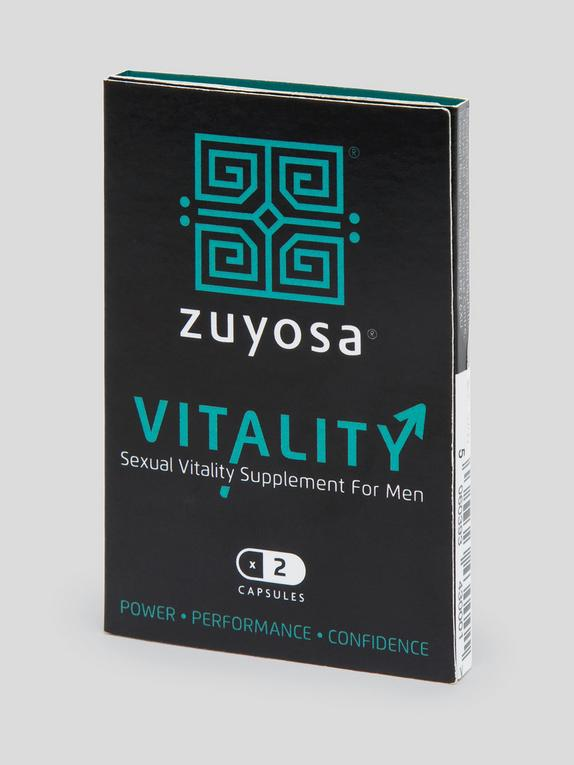 Zuyosa Vitality Supplement for Men (2 Capsules), , hi-res