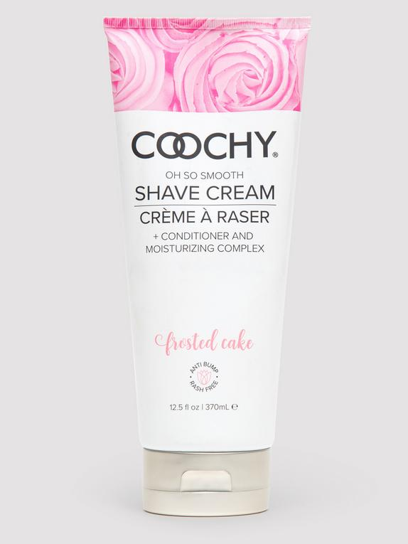Coochy Frosted Cake Intimate Shaving Cream 7.2 fl oz, , hi-res