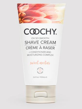 Coochy Sweet Nectar Intimate Shaving Cream 3.4 fl oz