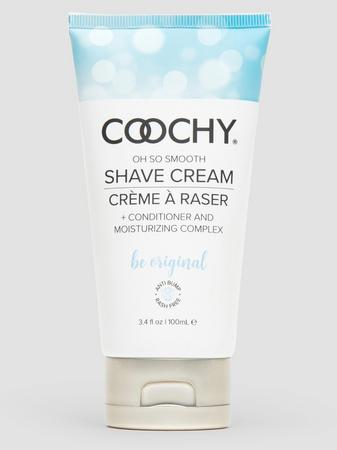 Coochy Be Original Intimate Shaving Cream 3.4 fl oz