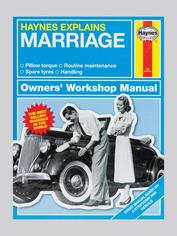 Haynes Explains Marriage: The Manual, , hi-res