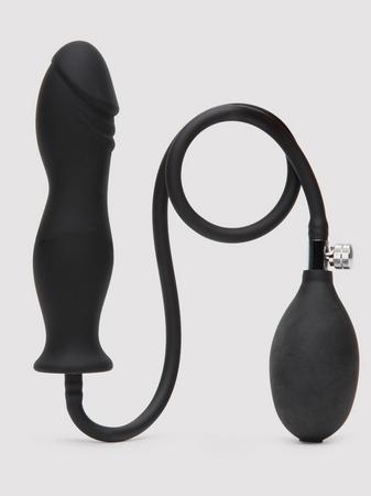 Lovingjoy Silicone Inflatable Dildo 6 Inch