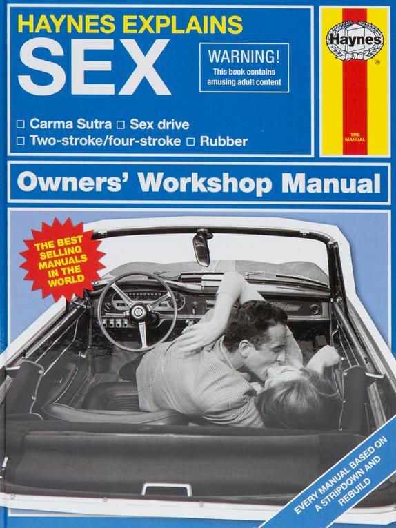 Haynes Explains Sex: The Manual, , hi-res