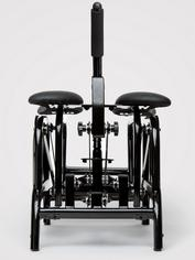 Cloud 9 F-Slider Ride-On Sex Chair, Black, hi-res