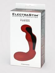 Electrastim Silicone Fusion Habanero Electro Prostate Massager, Red, hi-res