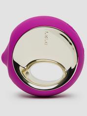 Lelo Ora 3 Rechargeable Luxury Clitoral Pleasure Stimulator, Purple, hi-res