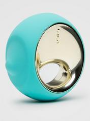 Lelo Ora 3 Rechargeable Luxury Clitoral Pleasure Stimulator, Blue, hi-res