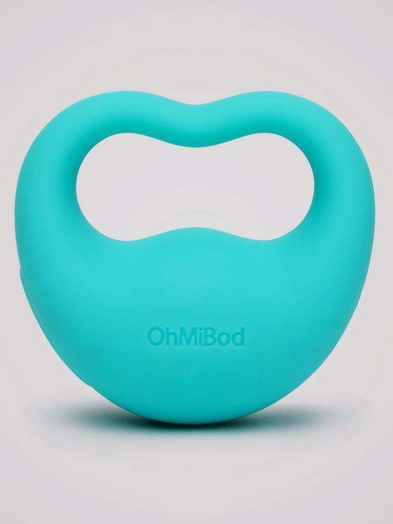 Ohmibod LoveLife Rev Rechargeable Finger Vibrator, Blue, hi-res
