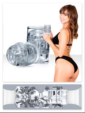 Fleshlight QUICKSHOT Riley Reid Compact Masturbator
