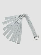 Silver Seduction Beginner's Bondage Kit (4 Piece), Grey, hi-res