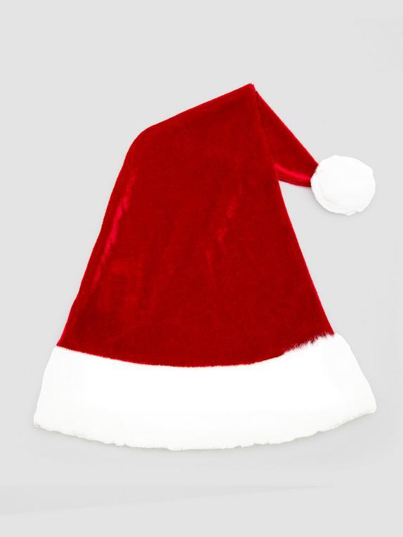 Santa Hat, Red, hi-res