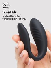 We-Vibe X Lovehoney Remote Control Clitoral and G-Spot Vibrator	, Black, hi-res