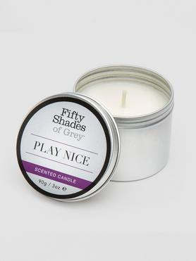 Fifty Shades of Grey Play Nice Vanilla Scented Candle 90g