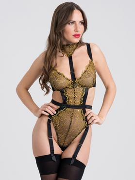 Fifty Shades of Grey Captivate Black and Gold Body