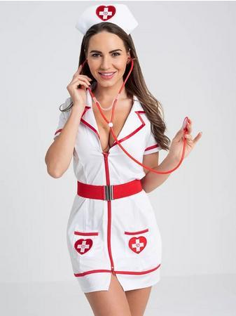 Lovehoney Fantasy Flirty Nurse Costume