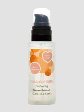 Lovehoney Caramel Latte Lubricant 100ml