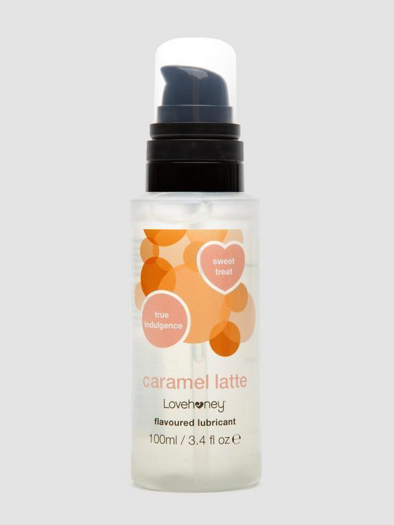 Lovehoney Caramel Latte Lubricant 100ml, , hi-res