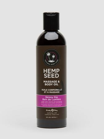 Earthly Body Skinny Dip Massage Oil (8 fl oz)