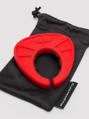 ElectraStim Silicone Fusion Viper Cock Ring, Black, hi-res
