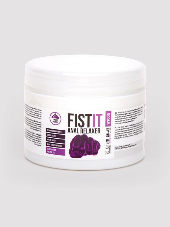 FIST IT Numbing Water-Based Anal Relaxer 500ml, , hi-res