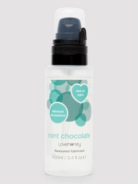 Lovehoney Mint Chocolate Flavoured Lubricant 100ml