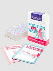Lovehoney Position of the Week Cards, , hi-res