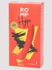 ROMP Hype Rechargeable G-Spot Vibrator , Orange, hi-res