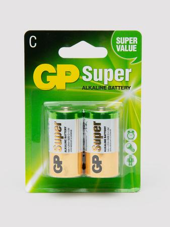 GP C Batteries (2 Count)