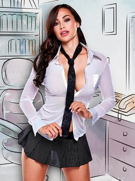 Baci Lingerie Sexy CEO Costume