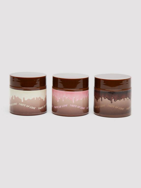 Chocolate Body Paints (3 x 60g), , hi-res