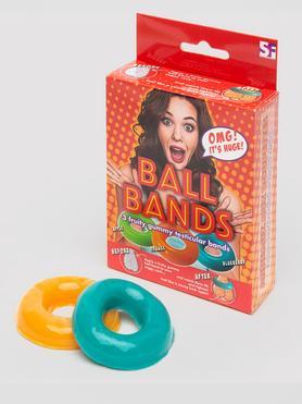 Gummy Edible Ball Bands (3 Pack)