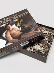 Puzzle Sexy Bradley Men in Bed, , hi-res