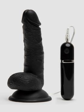 Lifelike Lover Classic Realistic Dildo Vibrator 6 Inch