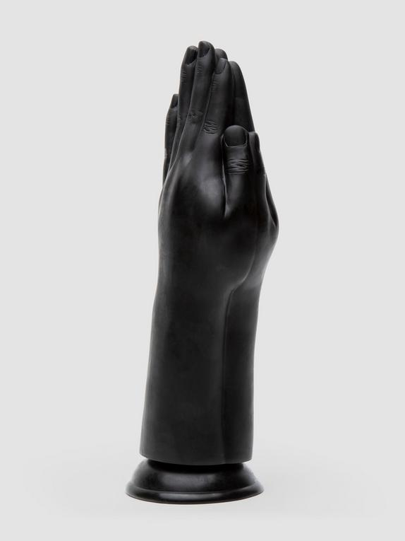 Buttr Extra Large Anal Fisting Dildo 12 Inch, Black, hi-res