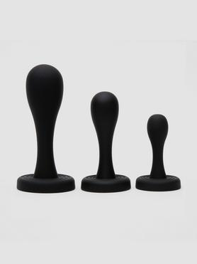 Buttr Bootcamp Silicone Butt Plug Training Set (3 Piece)