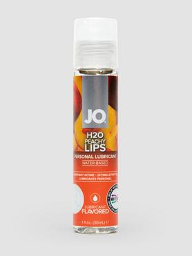 System JO Peachy Lips Lubricant 30ml